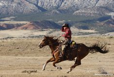 Flitner Ranch, Shell, WY - cowboy and horse running, cowboy holds hat Cowboy Horse, Cowboy Art, Horse Girl, Cowboy And Cowgirl, Western Riding, Horse Riding, Westerns, Cowboy Photography, Cowboy Pictures