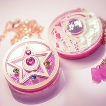 Double Sided Crystal Star Necklace