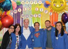 Our child life specialists celebrated Child Life Month with a Superhero-themed day, honoring our hospital superheroes – the dedicated physicians, nurses, care partners, residents, volunteers and staff that take care of our pediatric patients every day. #ChildLifeMonth #ChildLife #Superhero #UCLAMCH Ucla Medical, Medical Care, Child Life Specialist, Childrens Hospital, Medical Center, Adolescence, Volunteers, Pediatrics, Nurses