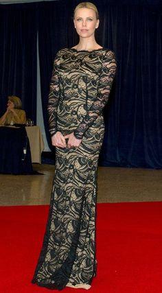 Charlize Theron de Pucci