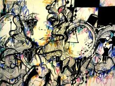 Art Print  Giclee art print  Wall Art  by ArtOfPrincessM on Etsy