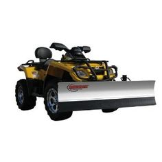 """CAN-AM 05-09 Outlander 800 78"""" Blade. The SnowSport All Terrain Plow will move as much snow as your ATV/UTV can handle and fits into those hard to reach places where a full size plow can''t go. The durable aluminum blade is lightweight and won''t tear up your grass or landscaping pavers. Model specific mounts install in minutes and can be completely removed in seconds. The complete package comes standard with our 1 Year Warranty. (ATV/UTV machine not included)"""