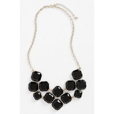 shop jewelry necklaces stephan co necklaces stephan co stone statement ...