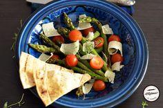 Salata de sparanghel la gratar Tacos, Mexican, Ethnic Recipes, Food, Green, Salads, Essen, Meals, Yemek