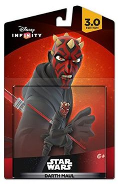 BOUGHT - Patrick - Disney Infinity 3.0 Edition: Star Wars Darth Maul Figure