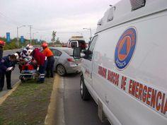Los Profesionales de Protección Civil Apodaca laborando. EMS México     Equipando a los Profesionales