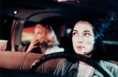 Winona Ryder & Gena Rowlands in Night on Earth, 1991, by Jim Jarmusch