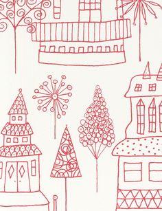 Kaspar Wallpaper from Sandberg