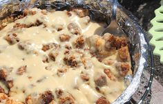 Dutch Oven Recipes | Caramel Apple Pie #survivallife www.survivallife.com