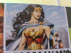Wonder Woman ...