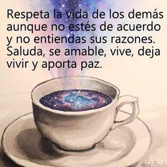 Respeta la vida de los demás