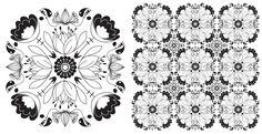 BLOSSOM, pattern design / Highway Design
