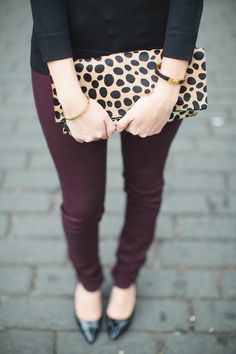Awesome Leopard Clutch