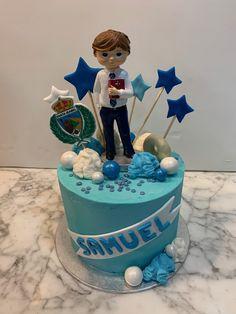 Tarta buttercream estrellitas. Birthday Cake, Cupcakes, Desserts, Food, Fondant Cakes, Lolly Cake, Candy Stations, Cookies, Tailgate Desserts