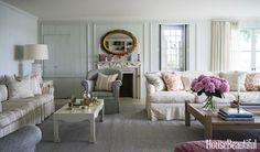 Inside Jackie Kennedy's Charming Cape Cod Vacation Spot  - HouseBeautiful.com