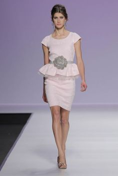Colección vestidos de fiesta Matilde Cano 2014 [Fotos]