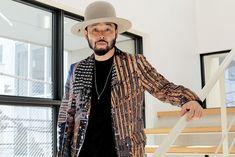 "Motofumi ""Poggy"" Kogi  Creative Director of UNITED ARROWS & SONS  Hypebeast"