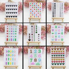 DIY Diary Card Sugar Sprinkles Self adhesive Enamel Dots Resin Sticker for Scrapbooking/ DIY Crafts/ Card Making Decoration Diy Scrapbook, Scrapbook Albums, Scrapbooking, Diy Crafts Card Making, Cheap Stickers, Stencil Painting, Diy Cards, Decor Crafts, Adhesive