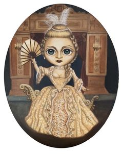 Oleo sobre tela 30x40cm Madonna Vogue, Mtv, Childhood, Princess Zelda, Painting, Fictional Characters, Tela, Infancy, Painting Art