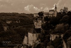 Rocamadour... by paroq via http://ift.tt/2pBtE2F