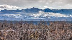 Check out Andrew's view, an Alaskan backdrop surrounded by Wrangell & Chugach mountain ranges - simply breathtaking!