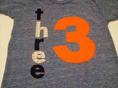 Birthday Shirt name shirt customized tshirt select colors organic blend birthday tee first birthday shirt and up. $31.00, via Etsy.