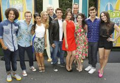 A look at the cast of Teen Beach Movie 2 for Z