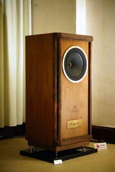Beautiful TANNOY Prestige Stirling GR Dual Concentric speaker.