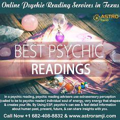 Psychic Reading in Texas ~ Astro Ram Ji