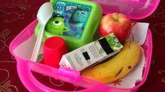 Mamá de Alta Demanda: Ideas de lunch para el colegio