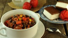 Meatless Chili Recipe and the 2013 Presidential Inauguration