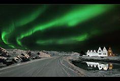 Uma jornada rumo as luzes nórdicas.
