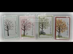 Today we will be using Stampin'Up! set called Sheltering Tree . One of my favorites from the new 2015 Occasions catalog . More info listed below . Thanks for...