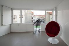Ana Cláudia Monteiro + Vítor Oliveira — Urban House in Rua do Lindo Vale