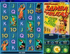 Výherní automat Samba De Frutas - Výherní automat Samba De Frutas je zábavná hra od společnosti IGT. Tento automat má osm řádků a neuvěřitelných 100 možných kombinací na výhru. #hraciautomaty #vyherniautomaty #automatovehry #jackpot #vyhra #Samba #frutas #SambadeFrutas