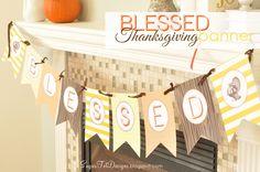 Blessed banner