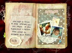 Libro alterato http://happymelscrap.blogspot.it/2015/10/older-book-hello-my-friend.html