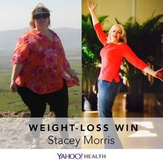 Weight-Loss Win is an original Yahoo Health series that shares the inspiring stories of people who have shed pounds healthfully.