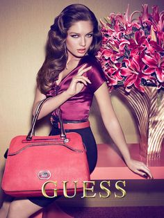 Guess Accessories (Fall Ad Campaign by Claudia & Ralf Pulmanns Fashion Models, Fashion Beauty, Womens Fashion, Fashion Pics, Fashion Wear, Couture Fashion, Gucci Tshirt, Modelos Guess, Guess Ads