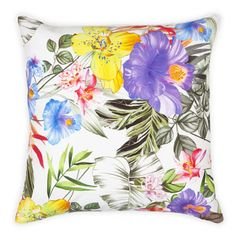 £19.99 Zara Home  Flowers cushion