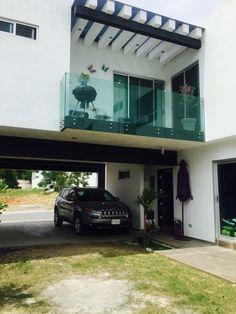 fachadas de casa pequeñas de dos pisos minimalista
