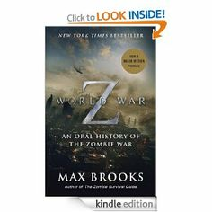 Book 5 finished 1/25: World War Z: An Oral History of the Zombie War eBook: Max Brooks
