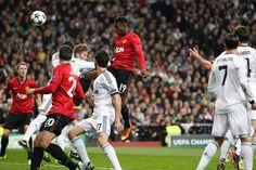 Danny Welbeck v Real Madrid 2-13-13