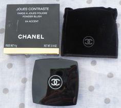 ♥ Aga w krainie czarów...: Chanel, Joues Contraste Power Blush - Accent nr 84...