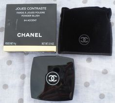 ♥ Aga w krainie czarów...: Chanel, Joues Contraste Power Blush - Accent nr 84...
