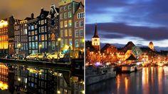 Amsterdam Wallpaper HD