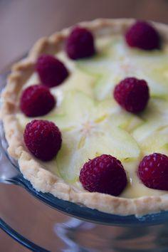Lexalex Recipes : GF Star Fruit Custard Tart