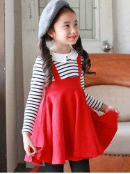 SHARE & Get it FREE | Preppy Style Stripe Kids Pleated DressFor Fashion Lovers only:80,000+ Items • New Arrivals Daily • Affordable Casual to Chic for Every Occasion Join Sammydress: Get YOUR $50 NOW!