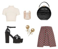 """""""Look3"""" by rafa-minuzzi on Polyvore featuring moda, Staud, River Island, Aspinal of London, Co.Ro e Bling Jewelry"""