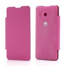 Capa Huawei Ascend Y300 Flip Cover Rosa 12,99 €